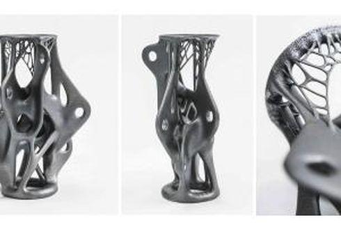 Sebentar Lagi, Teknologi 3D Bisa Cetak Struktur Konstruksi...