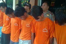 Polisi Bandung Bekuk Kawanan Jambret Bermotor