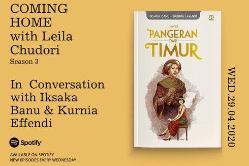 Coming Home with Leila Chudori: Dua Penulis Memburu Raden Saleh
