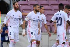Villarreal Vs Real Madrid, Ujian Zidane Tanpa Sejumlah Pemain Utama