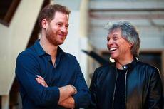 Jon Bon Jovi dan Pangeran Harry Rilis Singel Berjudul Unbroken