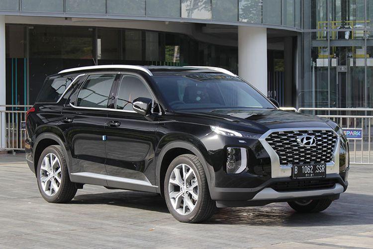 Hyundai Palisade Signature AWD, varian teratas SUV Premium Hyundai di Indonesia. Banderolnya mencapai Rp 1 miliar