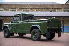 Dirancang 16 Tahun, Land Rover Ini Iringi Pemakaman Pangeran Philip
