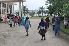 Belasan Ibu-ibu Demo di DPRD Ogan Ilir karena Tak Dapat Bantuan Covid-19, Ini Penjelasan Pemkab