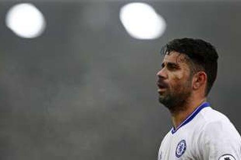 Klub China Tawarkan Rp 1,2 Triliun demi Diego Costa