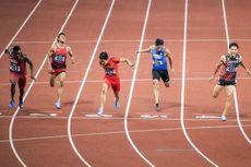 Analisis Gerak Memasuki Garis Finish dalam Olahraga Lari Jarak Pendek