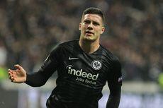 Resmi! Real Madrid Kembalikan Striker Rp 1 Triliun ke Frankfurt