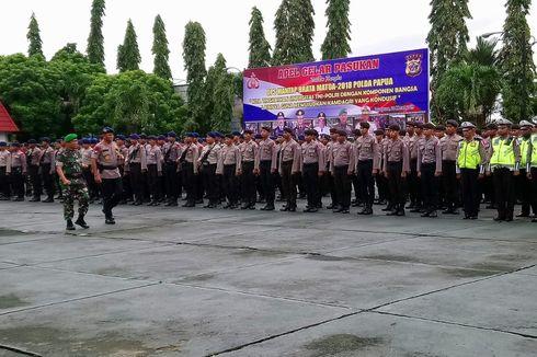 15.000 Personel TNI-Polri Amankan Pilpres di Papua