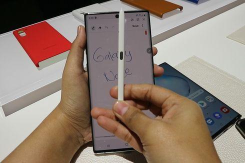 Cara Mengubah Tulisan Tangan Jadi Dokumen Teks dengan Galaxy Note 10