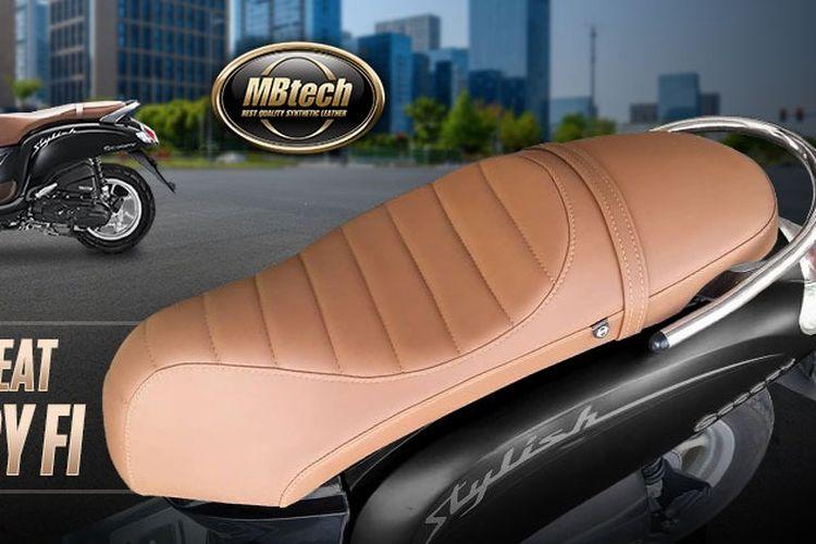 Jok kulit sintetis MBtech