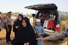 Putri Bripka Rahmat Bercita-cita Jadi Polisi