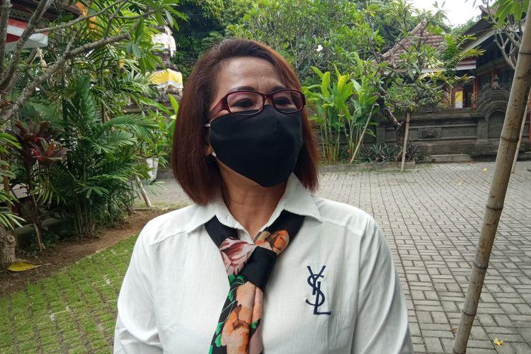 Ketua Bawaslu Provinsi Bali Ketut Ariyani
