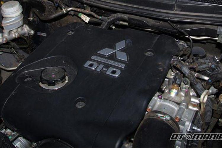 Ilustrasi Mesin Diesel Pengguna Solar