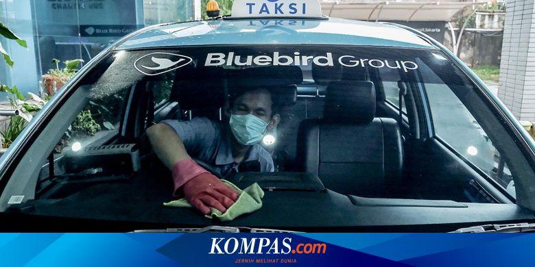 BIRD Kabar Tukar Guling Saham dengan Gojek, Ini Kata Blue Bird