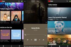 YouTube Music Meluncur di Indonesia, Bedanya dengan Spotify?