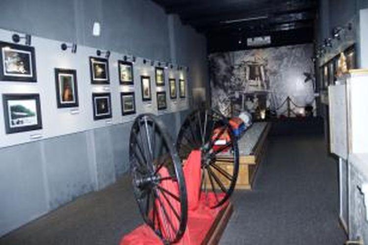 Museum Kereta Api di Sawahlunto, Sumatera Barat
