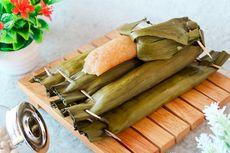 Resep Lemet Singkong, Jajanan Tradisional yang Dibungkus Daun Pisang