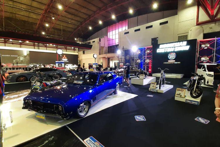 Indonesian Custom Show dukung IIMS Hybrid 2021