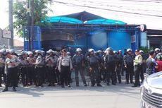 Polisi Dibekali Gas Air Mata Amankan