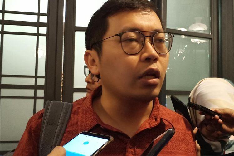 Founder dan CEO Bukalapak, Achmad Zaky.