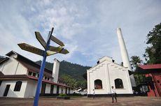 Wisata Sejarah ke Sawahlunto, Kunjungi Lubang Tambang Batu Bara