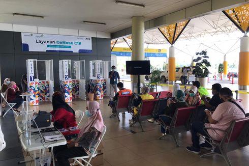 Update Daftar Bandara AP II yang Buka Layanan Tes GeNose C19