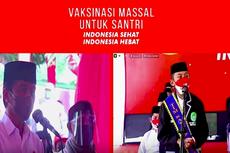 Kunjungan ke Aceh, Jokowi Beri Sepeda ke Santri yang Bacakan Puisi untuknya