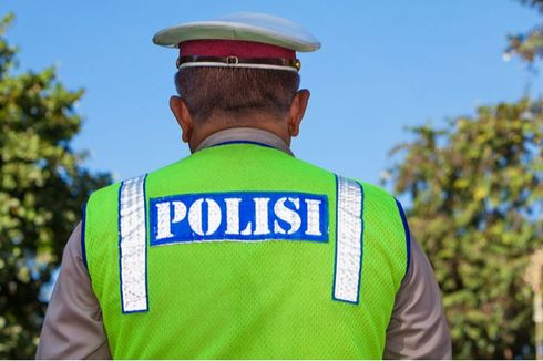 Mengaku Polisi, Pria yang Ancam Tembak Seorang Pengendara Motor: Saya Khilaf