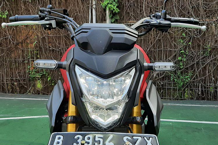 Lampu depan Honda All New CB150R StreetFire