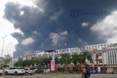 Api dan Asap Membumbung di Balikpapan, Wali Kota Imbau Warga Tak Panik