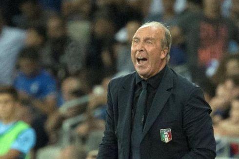 Italia Menang 8-0, Sang Pelatih Cuek