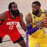 Jadwal dan Link Live Streaming Playoffs NBA Rockets vs Lakers