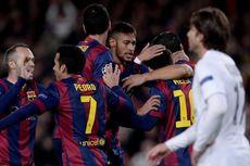 Hasil Drawing Liga Champions, Barcelona Vs PSG Ulangan Drama 2017