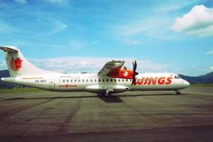 Memenuhi Permintaan Wings Air Buka Rute Baru Baubau Kendari