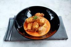 Resep Lontong Kari Ayam, Makanan Lebaran Khas Sunda