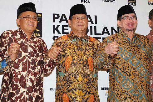 PKS Ingatkan Prabowo soal Kesepakatan Cawapres