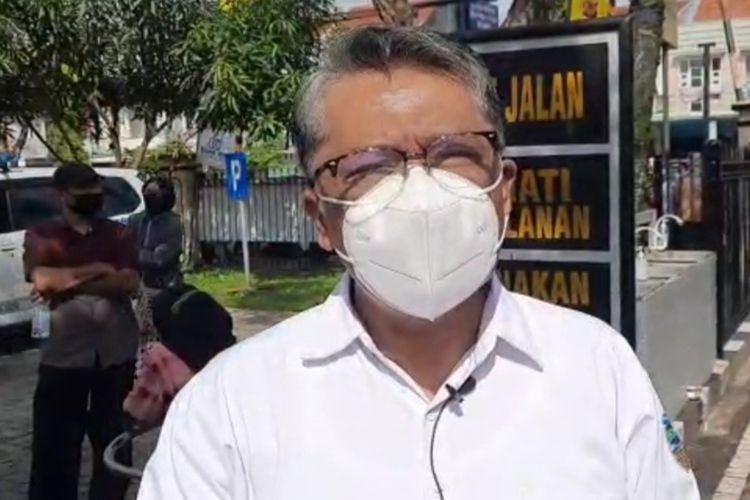 Kepala Dinas Kesehatan Kota Tasikmalaya, Uus Supangat.