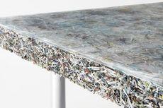 Keren... Bikin Furnitur Cantik Cuma dari Sobekan Kertas!