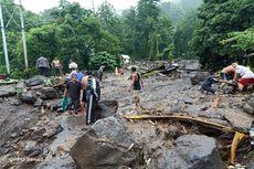 Banjir Bandang dan Longsor Landa Sitaro Sulut, 163 Orang Mengungsi