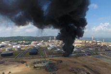 Pipa Kilang Pertamina Terbakar, Bagaimana Suplai BBM dan Elpiji di Kalimatan?