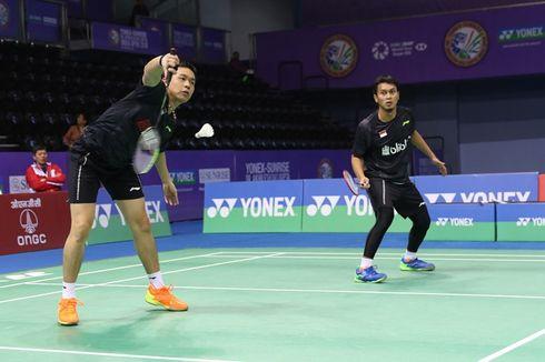 Hendra/Ahsan Incar Semifinal Kejuaraan Asia