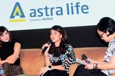 Terlibat Dalam Diskusi Seru, Astra Life dan Dian Sastrowardoyo Beberkan Cara Mencintai Hidup