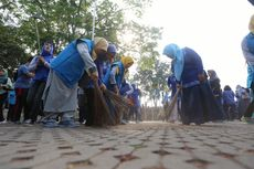 Sambut Ulang Tahun Kota Bandung, Pemkot Bersih-bersih Seluruh Kota