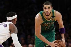 Celtics Vs Lakers, Rekor Jayson Tatum Belum Cukup Bawa Boston Menang