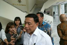 Wiranto Sebut Pembakaran Bendera Masalah Kecil yang Meluas ke Seluruh Indonesia