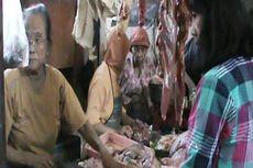 Jelang Lebaran, Daging Gelonggongan Marak Dijual di Solo