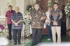 Sambil Terbata-bata, SBY Ucapkan Terima Kasih ke Wartawan
