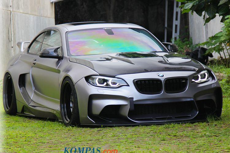 Modifikasi BMW M2 The Beast CRK mengundang perhatian modifikator global