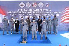 Amerika dan Indonesia Bangun Pusat Pelatihan Maritim Senilai 3,5 Juta Dollar AS di Batam