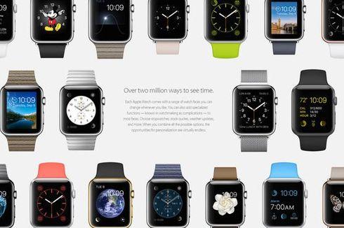 Mengenal Berbagai Pilihan Apple Watch